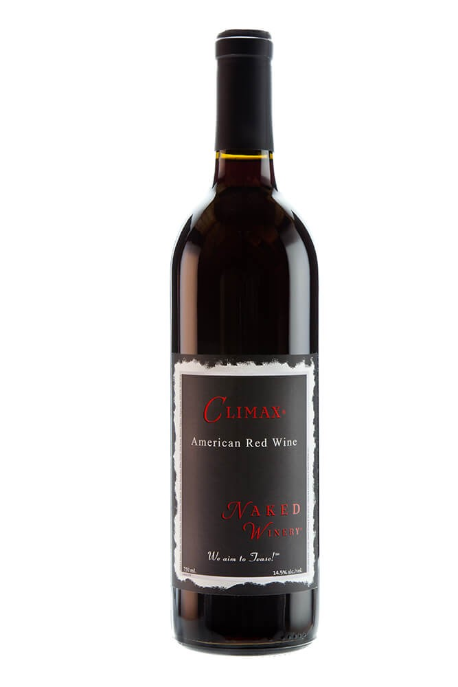 Climax Red Blend