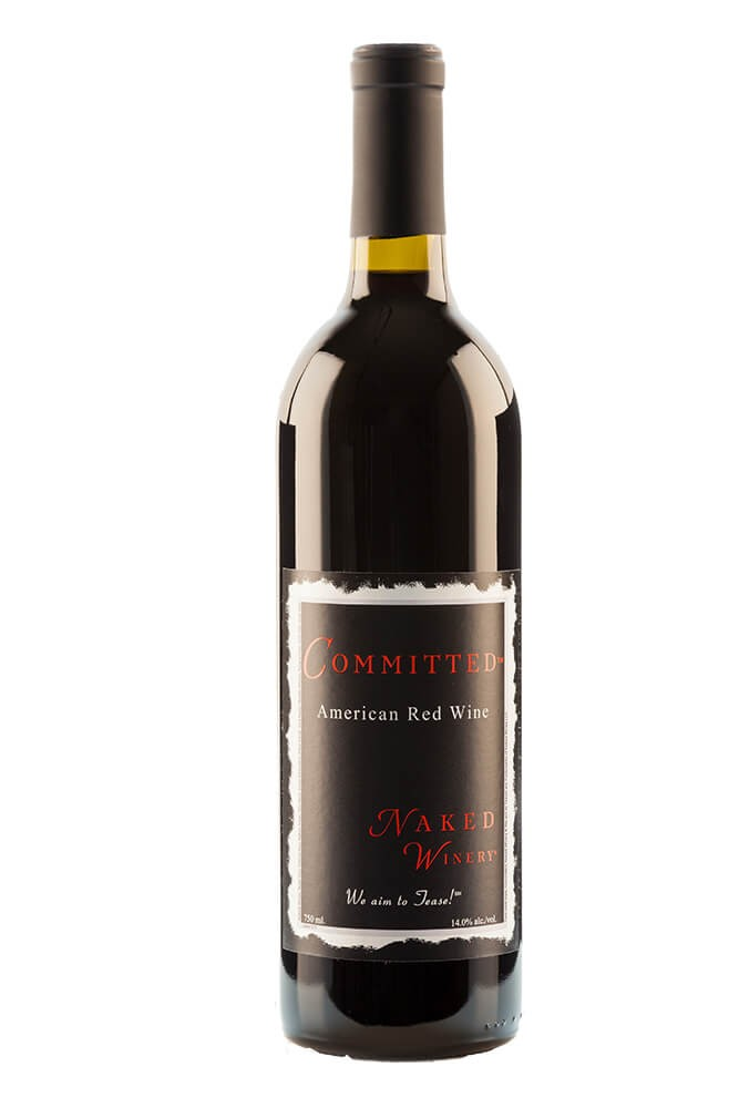Committed Red Blend