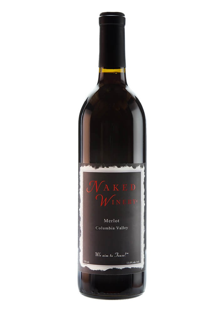 Naked Winery Merlot